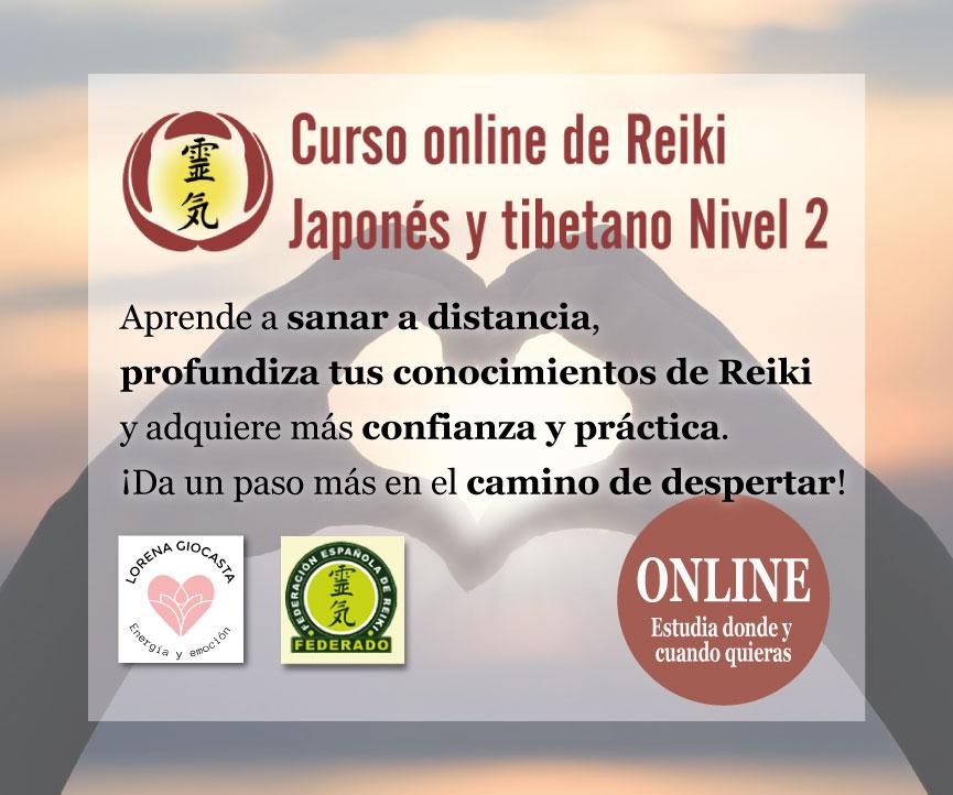 Curso online de Reiki – Nivel 2